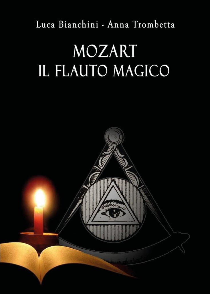 immagine della copertina del libro Mozart Il flauto magico