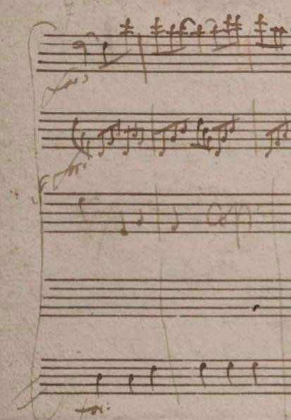Mozart s'è dimenticato di copiare la parte del soprano