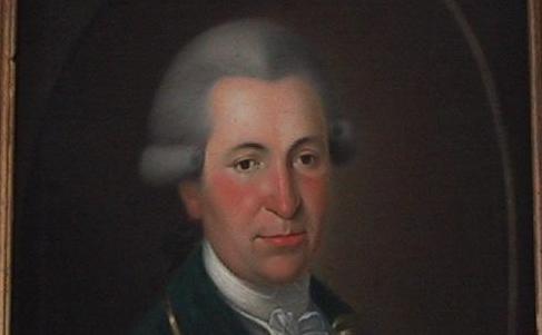 ritratto di De Bassus, illuminato di Baviera, raccontato in Mozart Goethe e Mayr fratelli illuminati