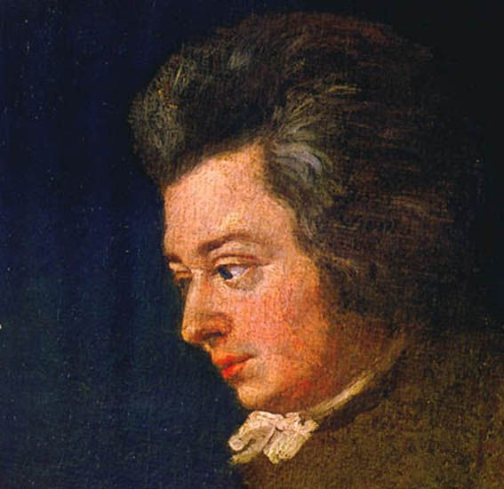 Immagine di Wolfgang Amadeus Mozart; Mozart La Caduta degli Dei Parte seconda