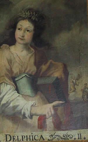 Flauto magico di Mozart, Sibilla a Poschiavo