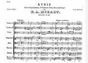 K 116 Missa brevis