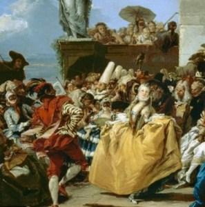 Bianchini, Trombetta, nell'immagine danzatori. Considerazioni Vitali