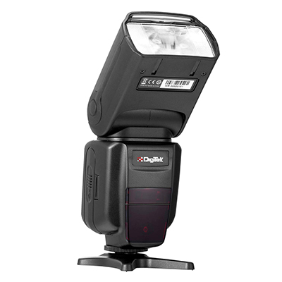 Digitek Speedlite DFL 985 T C with inbuilt Receiver Flash (Canon)