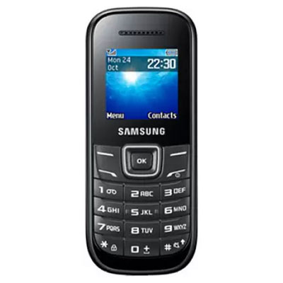 Samsung Guru 1200 feature Mobile