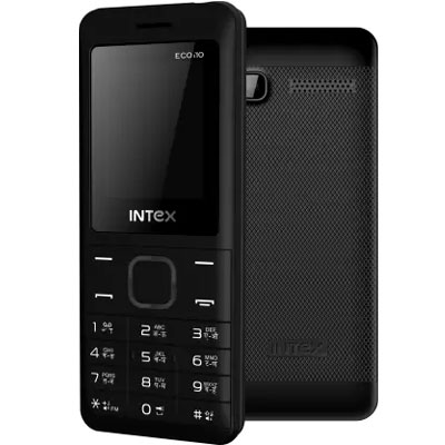 ntex Eco i10 Mobile Phone BLACK