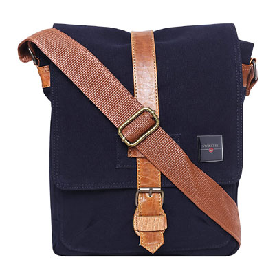 Swisstek Cross Body Sling Bag Canvas