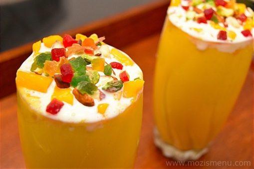 Image result for mango mastani