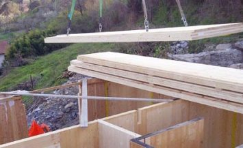 Casa passiva in legno BBS x-lam a Chiavari