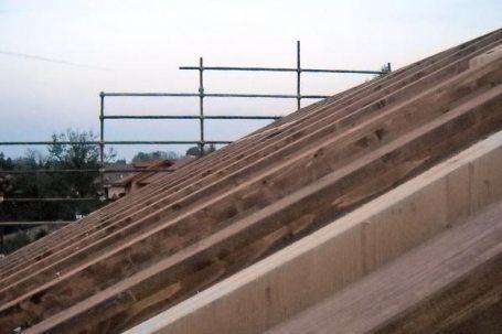buttigliera travi tetto villa legno bbs