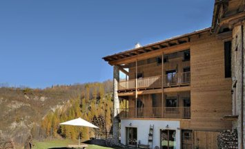 Edilizia per un turismo sostenibile: il primo Hotel Casaclima del NordOvest