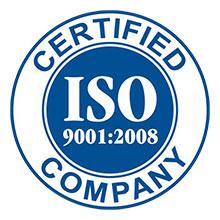 Certificati ISO 9001:2008 Mozzone Building System