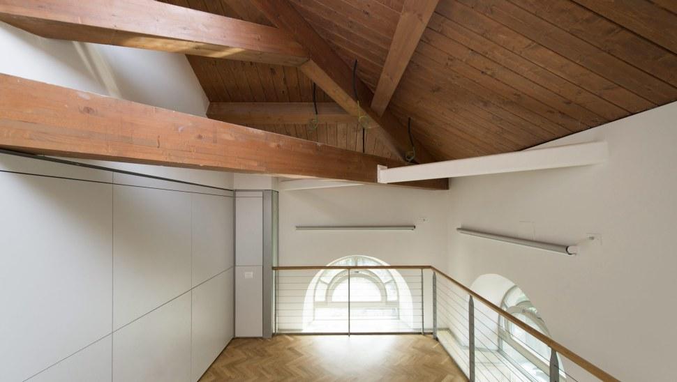 Tetto legno lamellare - Uffici Politecnico Milano_03