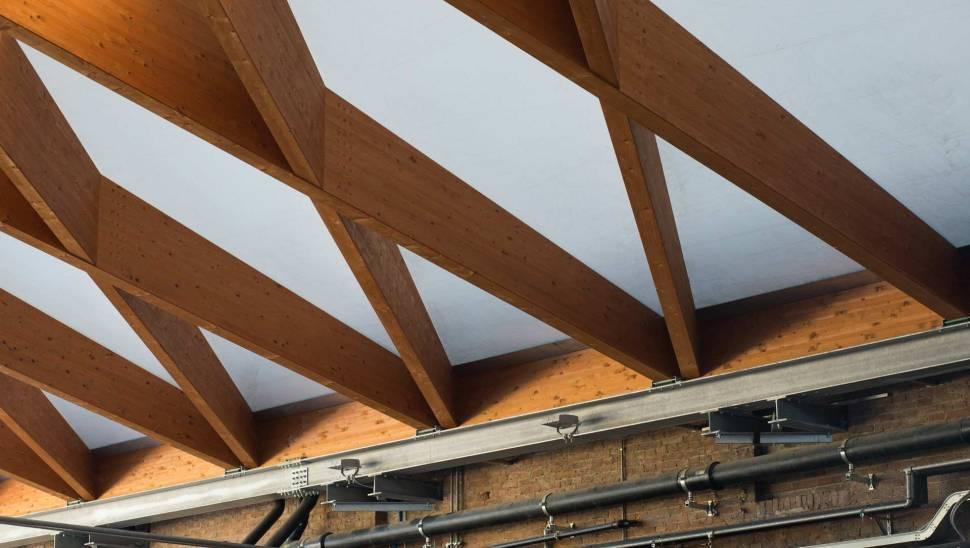 Copertura in legno lamellare cantine-Ceretto-04 - Mozzone Building System