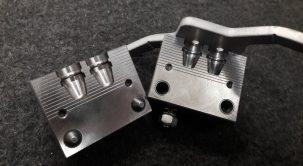Machine molds