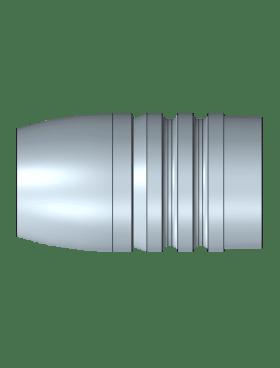 MP C 358-165-RF, 4 Cavity Hollow Point Mold (Multi Choice)