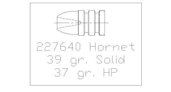 227-640 hornet Mp-molds