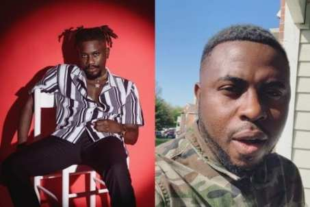 Ycee explains why he couldn't work with Samklef