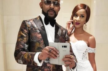 Excited Banky W Posts Nude Photo Of Adesua
