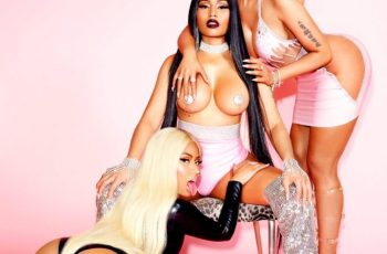 Here Is Nicki Minaj Steamy Paper Magazine Cover Making The Rounds
