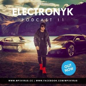 Electronyk Podcast 11 - DJ NYK