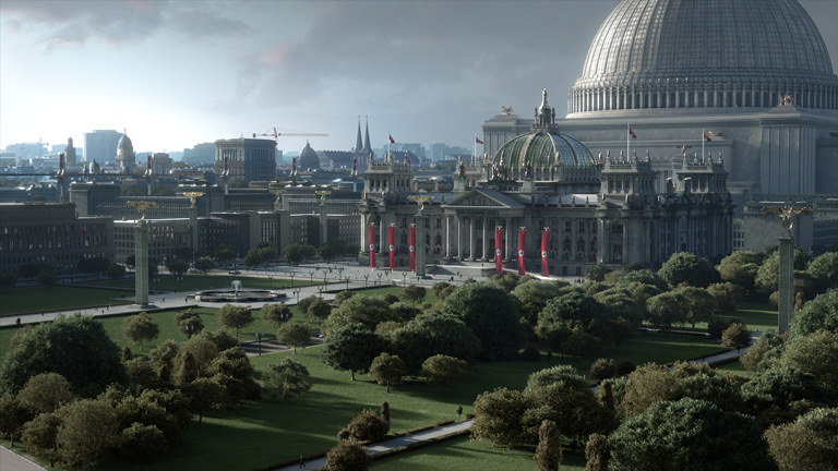 Company Of Heroes 2 Wallpaper Hd Emmy Nominated Vfx Designer On Creating Terrible Worlds In