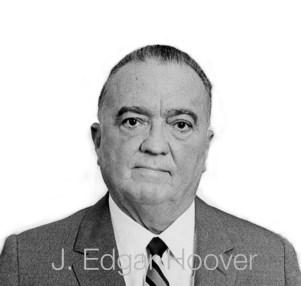J. Edgar Hoover | killing Kennedy | mpalacioart.com |