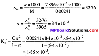 MP Board Class 12th Chemistry Solutions Chapter 3 Electrochemistry 29