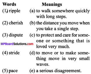 MP Board Class 9th General English The Spring Blossom Solutions Chapter 7 Am I a Child 1