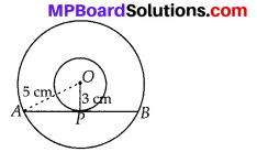 MP Board Class 10th Maths Solutions Chapter 10 Circles Ex 10.2 7