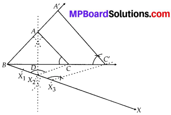 MP Board Class 10th Maths Solutions Chapter 11 Constructions Ex 11.1 6