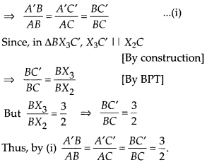 MP Board Class 10th Maths Solutions Chapter 11 Constructions Ex 11.1 7