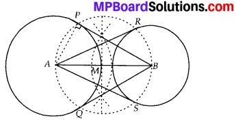 MP Board Class 10th Maths Solutions Chapter 11 Constructions Ex 11.2 6