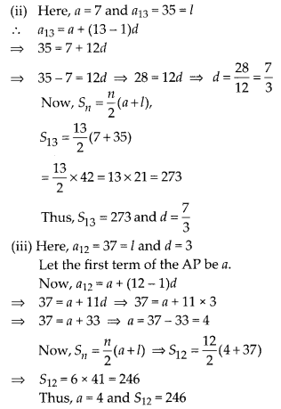 MP Board Class 10th Maths Solutions Chapter 5 Arithmetic Progressions Ex 5.3 11