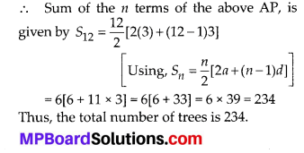 MP Board Class 10th Maths Solutions Chapter 5 Arithmetic Progressions Ex 5.3 33