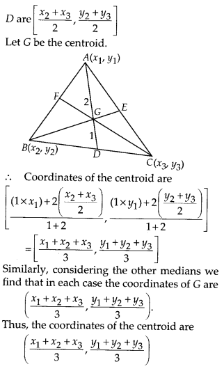 MP Board Class 10th Maths Solutions Chapter 7 Coordinate Geometry Ex 7.4 10