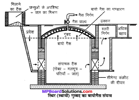 MP Board Class 10th Science Solutions Chapter 14 उर्जा के स्रोत 8