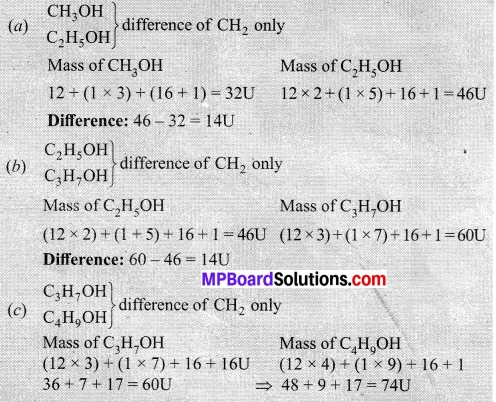 MP Board Class 10th Science Solutions Chapter 4 Carbon and Its Compounds 16