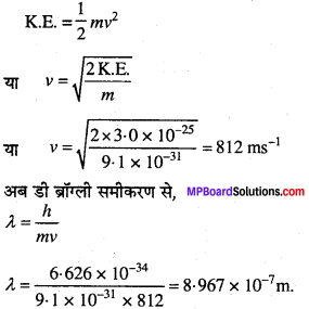 MP Board Class 11th Chemistry Solutions Chapter 2 परमाणु की संरचना - 15