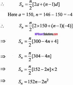 MP Board Class 11th Maths Important Questions Chapter 9 Sequences and Series 25