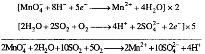 MP Board Class 12th Chemistry Solutions Chapter 8 d एवं f-ब्लॉक के तत्त्व - 12