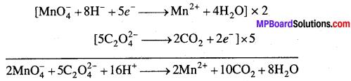 MP Board Class 12th Chemistry Solutions Chapter 8 d एवं f-ब्लॉक के तत्त्व - 13