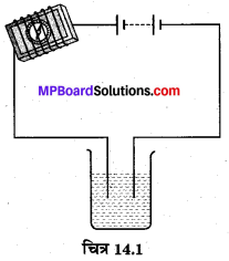 MP Board Class 8th Science Solutions Chapter 14 विधुत धारा के रासानिक प्रभाव 2