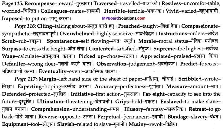 MP Board Class 12th English A Voyage Solutions Chapter 16 Netaji Subhash Chandra Bose img 1