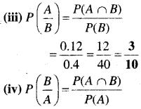 MP Board Class 12th Maths Book Solutions Chapter 13 प्रायिकता Ex 13.2 img 5