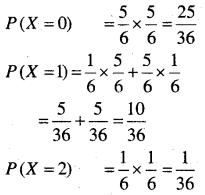 MP Board Class 12th Maths Book Solutions Chapter 13 प्रायिकता Ex 13.4 img 22