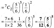MP Board Class 12th Maths Book Solutions Chapter 13 प्रायिकता Ex 13.5 img 10