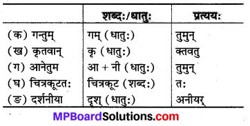 MP Board Class 8th Sanskrit Solutions Chapter 12 चित्रकूटम् 2