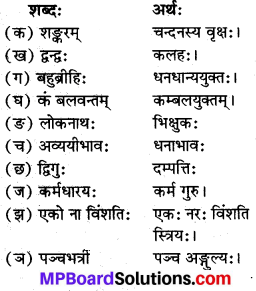 MP Board Class 8th Sanskrit Solutions Chapter 16 कूटश्लोकाः 2