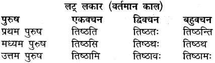 MP Board Class 9th Sanskrit व्याकरण धातु और क्रिया img-7